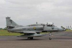 A-4BR Skyhawk (местно означение AF-1)