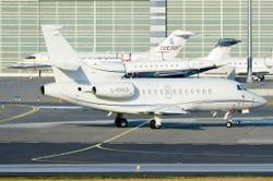 TJS получил в управление Falcon 900EX