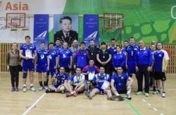 В Якутске состоялся турнир по волейболу между авиапредприятиями