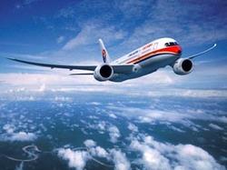 В Гонконге самолет China Eastern Airlines выкатился за пределы ВПП