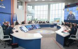 Министр Владимир Пучков провел заседание рабочей группы Правительственной комиссии