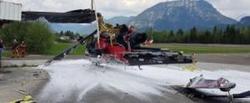 Кастастрофа вертолета Red Bull в Тироле