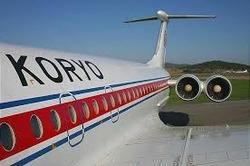 Задержанный на 4,5 часа самолет в Пхеньян вылетел из Владивостока
