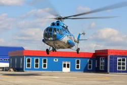 """На аэродроме """"Раменское"""" введена в эксплуатацию вертолетная площадка Международного центра деловой авиации"""