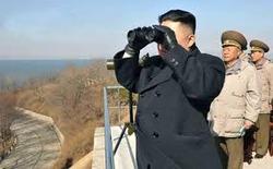 Ким Чен Ын провел конкурс летного мастерства среди командиров частей ВВС и ПВО