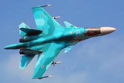 Под Воронежем Су-34 обманули ПВО