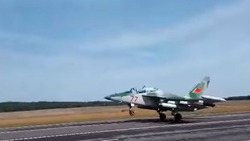 Боевые самолеты совершат посадку на автотрассу под Минском в ходе учений сил обеспечения России и Белоруссии