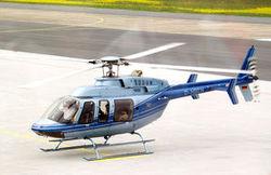 Jet Transfer: вертолет Bell 407 будет представлен на выставке Jet Expo 2017