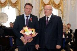 Государственные награды РФ - арзамасским приборостроителям