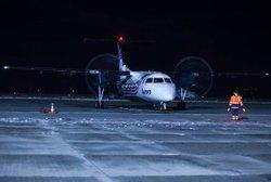 """Авиакомпания """"Аврора"""" за девять месяцев перевезла внутри Сахалинской области 46 398 пассажиров"""
