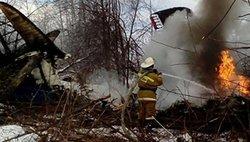 Пилоты разбившегося в Приамурье самолета сделали все, чтобы не упасть на дома - очевидец