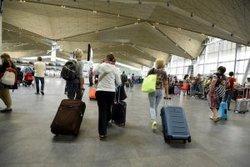 Аэропорт Пулково в 2017 году обслужил рекордные 16,1 млн пассажиров
