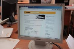 Lufthansa Cargo провела обучение специалистов аэропорта Толмачево
