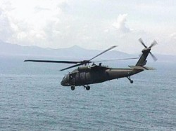 Колумбия купит девять вертолетов Black Hawk