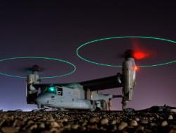 Boeing научит конвертопланы Osprey запускать беспилотники