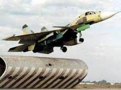 Российские летчики-истребители возобновили тренировки в Крыму