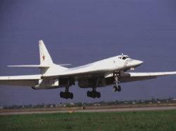 ВВС России получили после ремонта бомбардировщик Ту-160