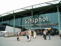 В аэропорту Амстердама арестовали подозреваемых в подготовке теракта