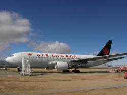 Boeing-767 совершил аварийную посадку на Камчатке