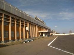 В аэропорту Улан-Удэ провели эвакуацию