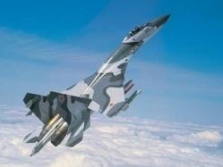 Два истребителя Су-27СКМ доставлены из России в Индонезию