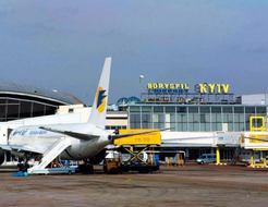 """Президент Украины открыл терминал F в аэропорту """"Борисполь"""""""