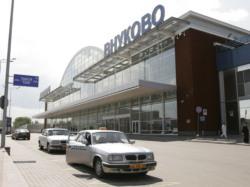 На привокзальной площади Внуково изменена схема движения автотранспорта