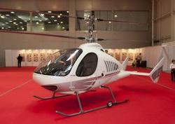 ...вертолета «Беркут ВЛ». Эта двухместная модел ь с соосной схемой, предназначенная для серийного производства...