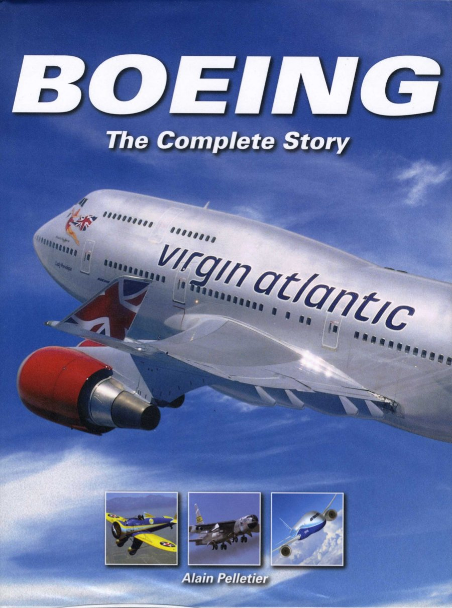 Boeing. The complete story.