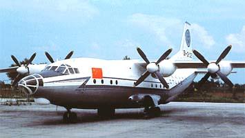 Shaanxi Y-8 (Shaanxi)