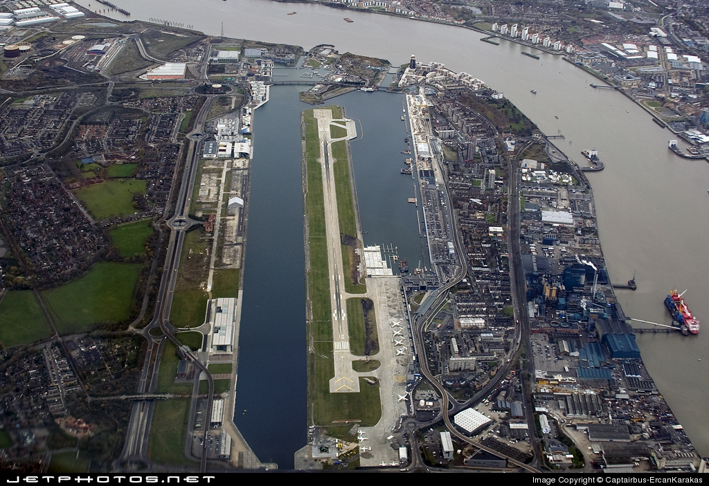 London City Airport (London) (LCY)