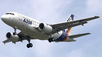 Airbus A318 (Airbus)