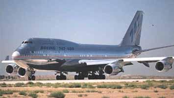 Boeing 747-400 (Boeing)