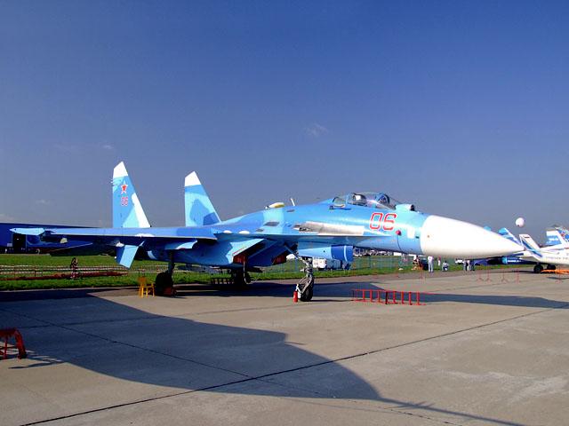 Сухой Су-27 (ОКБ Сухого)