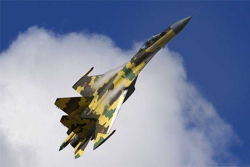 Сухой Су-35 (ОКБ Сухого)