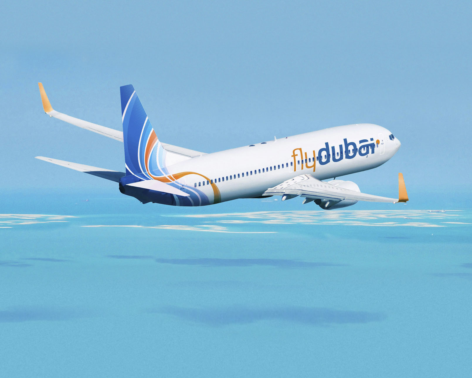 Airline Flaydubay (Flydubai). Official sayt.2
