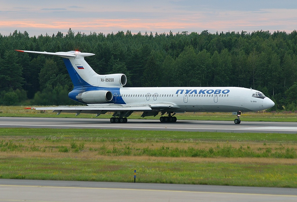Туполев Ту-154 (ОКБ Туполева)