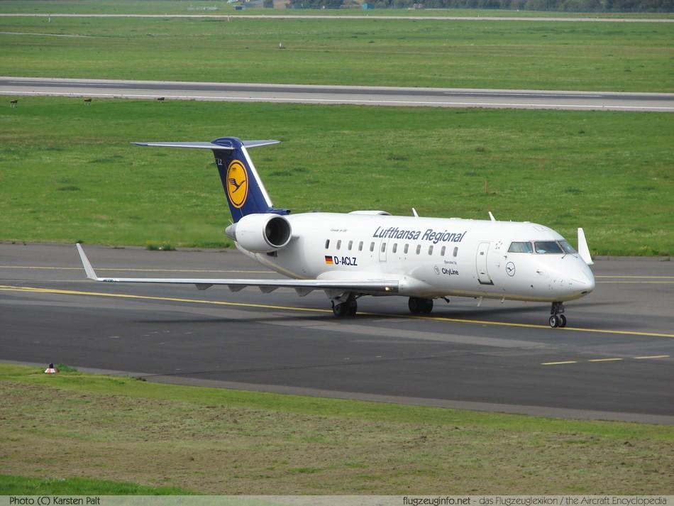 Bombardier CRJ200 (Bombardier)