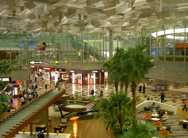 Singapore Changi (Сингапур