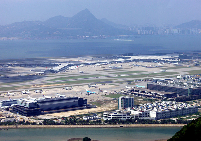 Аэропорт Hong Kong International (Гонконг)