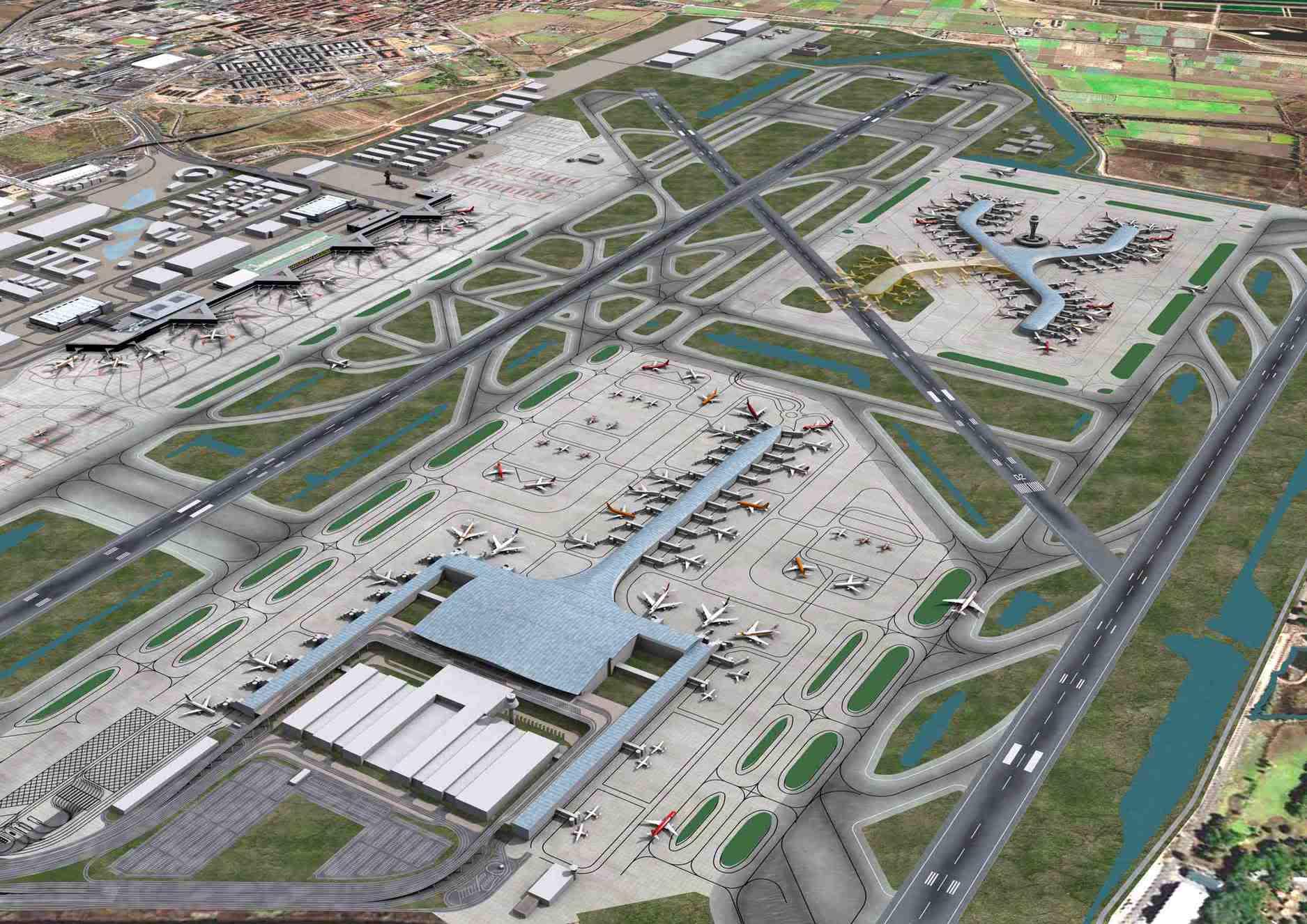 Barcelona Airport (Barcelona) (BCN)