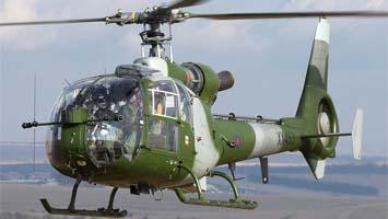 Aerospatiale SA.341 Gazelle (Aerospatiale)