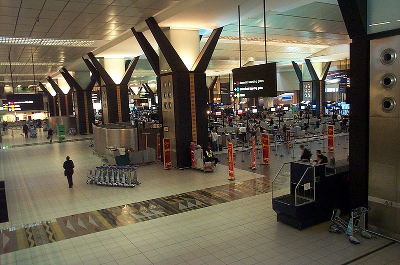 OR Tambo International Airport (Johannesburg) (JNB)