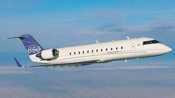 Bombardier Challenger 850 (Bombardier)
