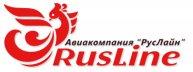 Логотип РусЛайн (Rusline)