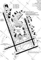 Схема аэропорта Нью-Йорк (им. Кеннеди)