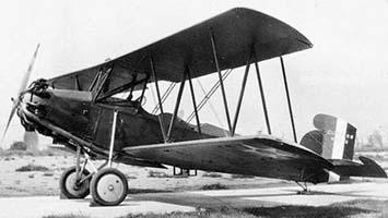 Учебно тренировочный самолет сша 1928