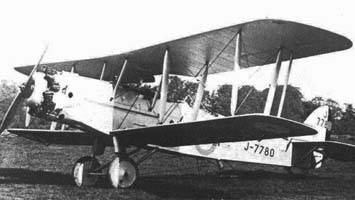 de Havilland D.H.56 Hyena  (de Havilland)