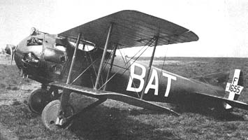 BAT FK-23 Bantam (BAT)