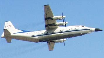 Shaanxi Y-8CA (Shaanxi)